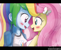 .:Romantic Scene:. by The-Butcher-X