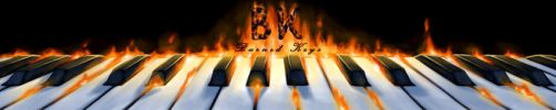 Burned Keys banner by PanHesekielShiroi