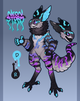 Redesigned Grem2 Auction [CLOSED] by LastNight-Light