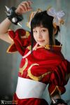 Street Fighter Cosplay 1 by Kiseon