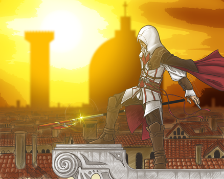 Assassins Creed 2 (2009) by spoonyliger