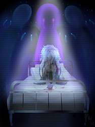 Ancestors Standing By Your Bed by sukimas