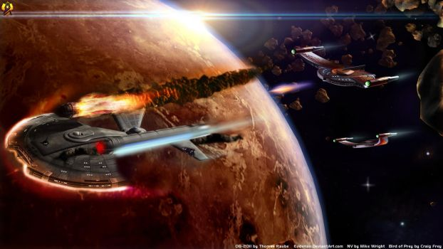 Victim of the Romulan War by Euderion