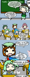 Koishi's Basics in Education and Learning (Yum) by AlyssaWalfas40