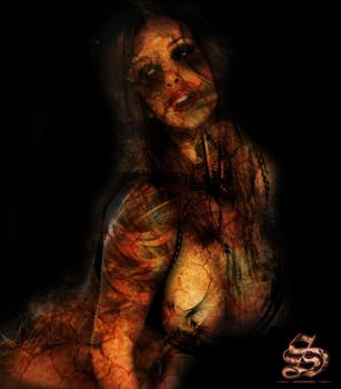 living dead girl by syxxxworx