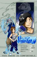 Hahaha another ID by Lunaromon