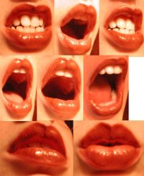 Mouth Moods by lockstock