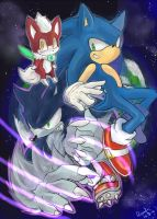 SONIC  World Adventure by yamiwolf