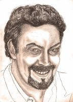 Tim Curry by smradagast
