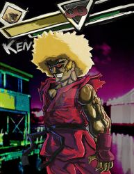 Violent Ken II by enemydownbelow