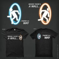 T-Shirt: Where There's A Wall by dontblinktees