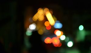 Colorful Bokeh Stock by Andrei-Oprinca