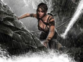 Tomb Raider by Aldin