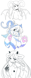 Request Stream Doodles by Slugbox