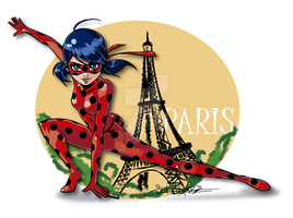 Miraculous Hero!!! by GoFouster