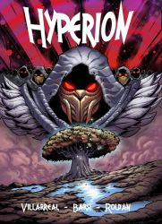 Hyperion Cover by guillo0