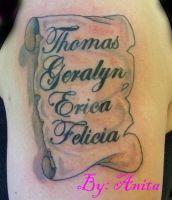 Memorial Tattoo Color By Getagirl On Deviantart
