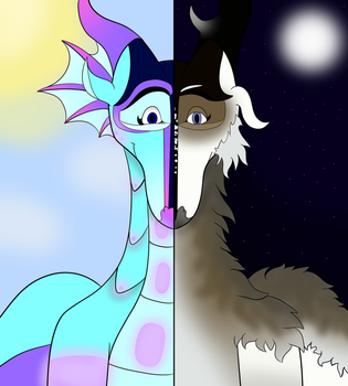 2 Sides of The Same Coin by Seawing3220