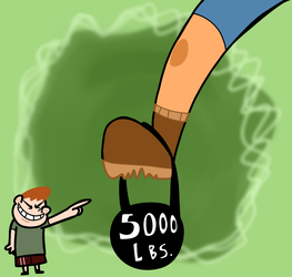 Kick a Ginger day 2018 4 by NauticalGinger404