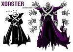 XGaster concept by JakeiArtwork