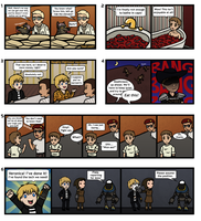 New Vegas Comic Collection by Doomed-Dreamer