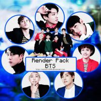 Render Pack BTS 150310 by MiuHXB1999