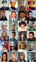 Captain Scarlet [Live Action Film Cast] by DoctorWhoOne