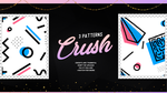 Crush | Patterns #01 by Mondai-Girl