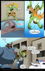 Journey to the Skyline i01 pg04 by Gx3RComics