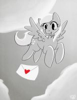 Paperponi by SteveHoltisCool