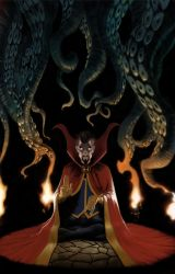 DOCTOR STRANGE: LOVECRAFTED by HenryPonciano
