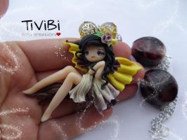 Lovely Fairy by tivibi