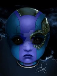 Nebula (BITTY BADDIES) by jodyparmann