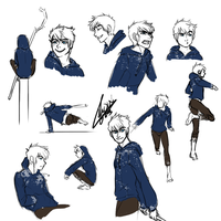 Jack Doodles by Livori