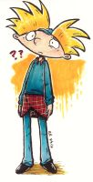 Hey Arnold! by Toon-O-Clock