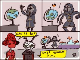 Dishonored, doodles 7 by Ayej