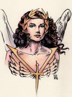 DSC - Winged Victory by The-Tinidril