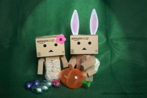 Easter Danbos by milliemouse579