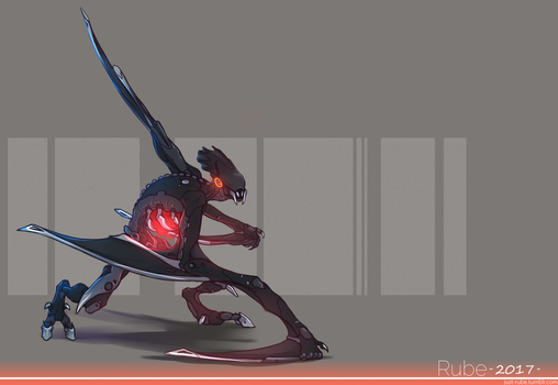 Makuta Chirox by Just-a-drawing-Cat