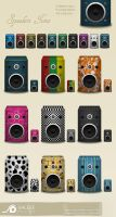 speaker icons by LeMex