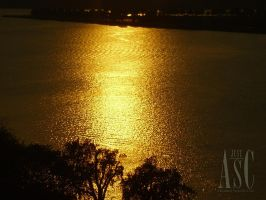 Golden River by Pentacle5