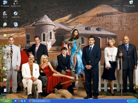 Arrested Development Desktop by VML