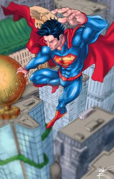 SUPERMAN by Tazawa