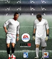 FIFA Road to World Cup 2010 by CristianoRonaldo17