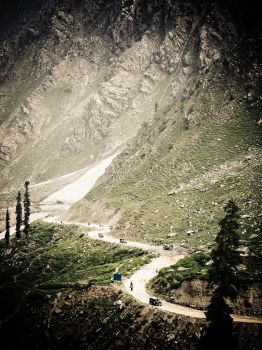 Mud Track to Saif al Malook by midwatch