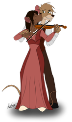 Commission: Violin Lessons by ALS123