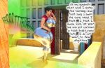 Toilet on the terrace - time 6. by rvacomics-nuevamente