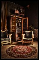 Reading Room by Nichofsky