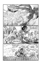 Dragon Trappers P.16 by rufftoon