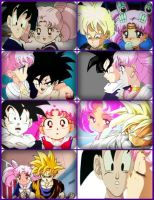 Gohan And Chibiusa Images by dbzandsm